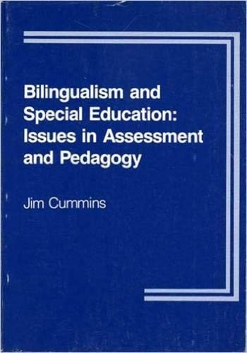 9780905028149: Bilingualism and Special Education: Issues in Assessment and Pedagogy (Multilingual Matters)