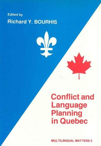9780905028255: Conflict Lang Planning Quebec (Multilingual Matters)