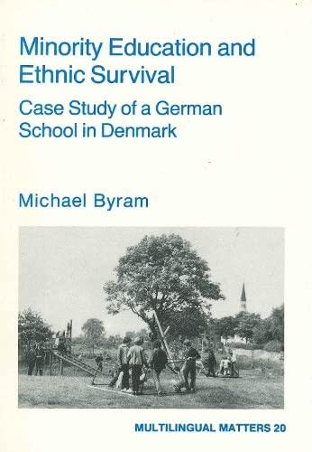 Minority Education and Ethnic Survival: Case Study: Michael Byram