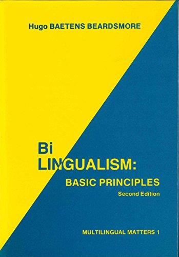 9780905028699: Bilingualism: Basic Principles (Multilingual Matters)