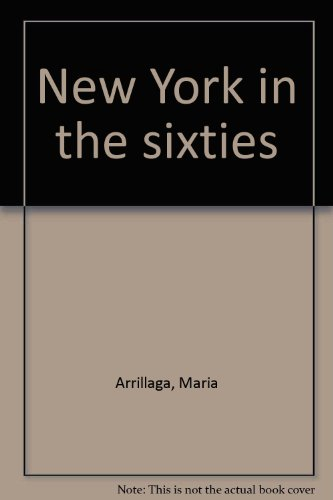 9780905049113: New York in the sixties