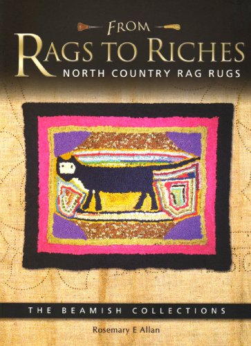 9780905054124: From Rags to Riches: North Country Rag Rugs
