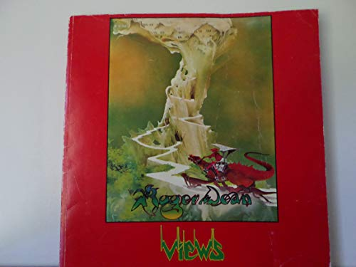 9780905071008: Views : Art and Industrial Design of Roger Dean