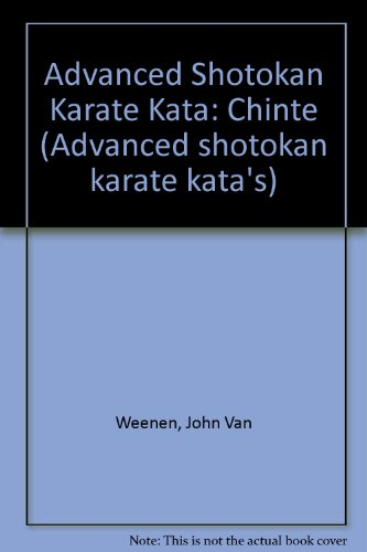 9780905095035: Advanced Shotokan Karate Kata: Chinte Bk. 2