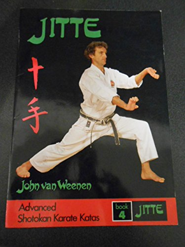 9780905095059: Advanced Shotokan Karate Kata: Jitte Bk. 4