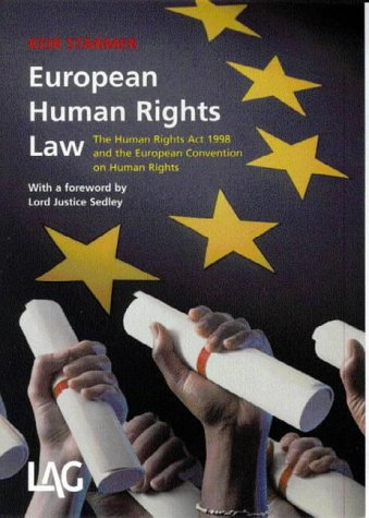 9780905099774: European Human Rights Law: The Human Rights Act 1998 and the European Convention on Human Rights