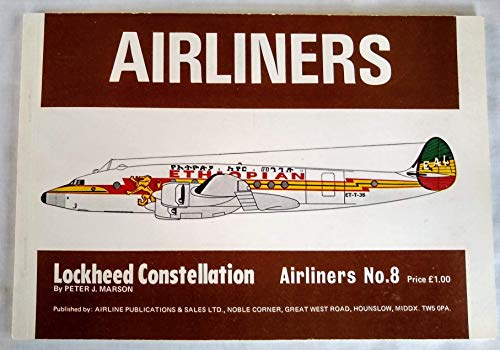 9780905117058: Airliners No. 8: Lockheed Constellation