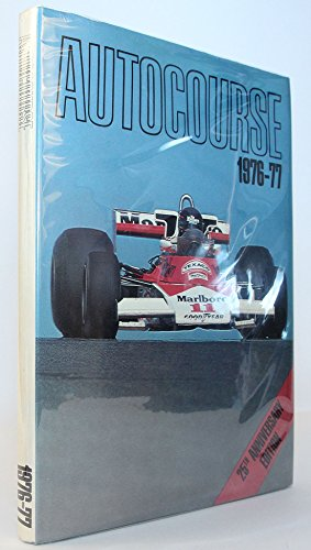 Autocourse 1976-77: Kettlewell, Mike (Editor)