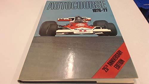 9780905138015: Autocourse 1976-77: International Motor Racing and Rallying