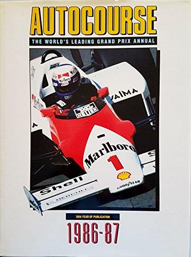 9780905138442: Title: AUTOCOURSE 1986-87