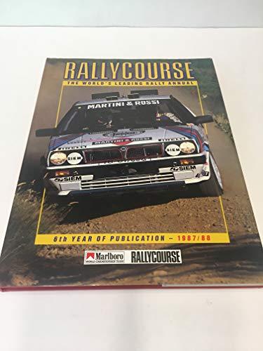 9780905138497: RALLYCOURSE 1987-88