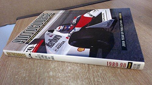 9780905138626: Autocourse The World's Leading Grand Prix Annual 1989-1990