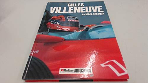9780905138701: Gilles Villeneuve