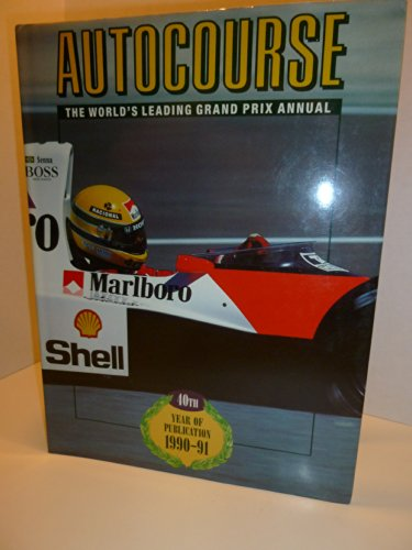 Autocourse 1990/91 40th Year: ALAN HENRY( Ed