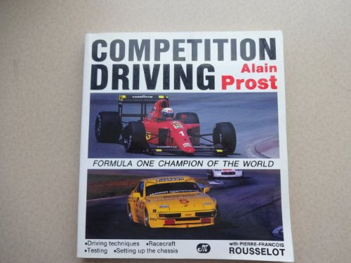 9780905138800: Competition Driving