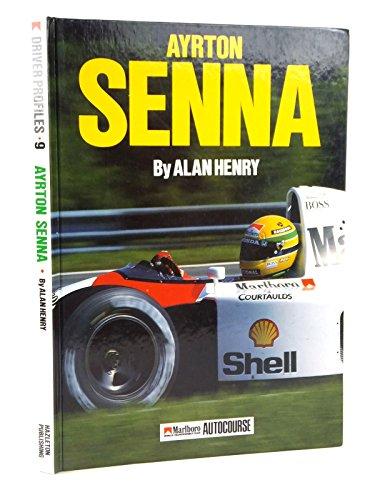 9780905138923: Ayrton Senna: Portrait of a Champion (Driver Profiles)