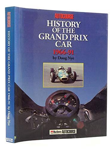 9780905138947: Autocourse History of the Grand Prix Car, 1966-91