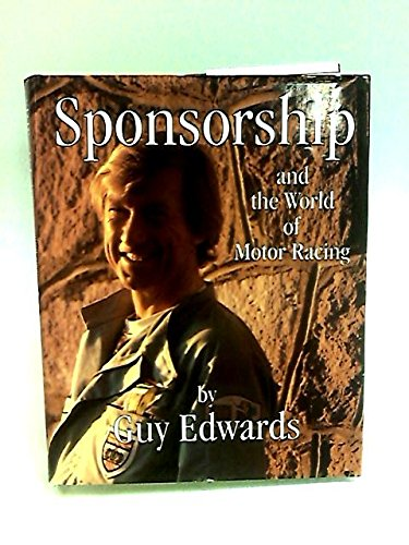 9780905138954: Sponsorship and the world of motor racing