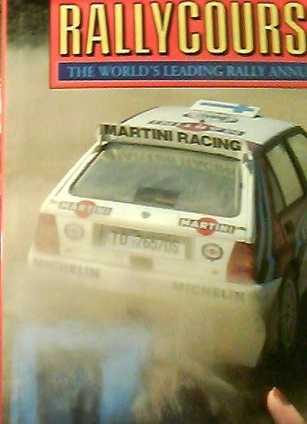 9780905138985: Rallycourse: The World's Leading Rally Annual/1992-93