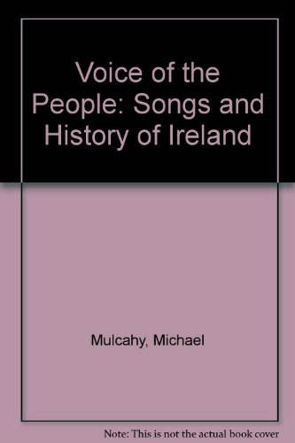 9780905140919: Voice of the People: Songs and History of Ireland