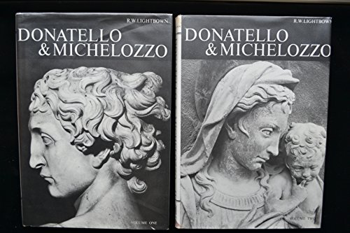 9780905203270: Donatello & Michelozzo: An artistic partnership and its patrons in the early Renaissance