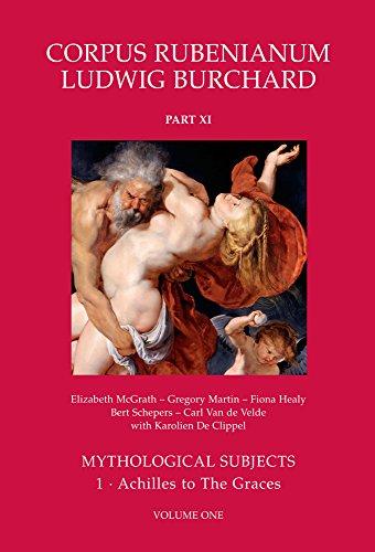 9780905203676: Mythological Subjects, A-G (Corpus Rubenianum Ludwig Burchard)