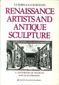 9780905203966: Renaissance Artists & Antique Sculpture: A Handbook of Sources