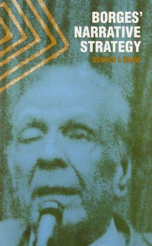 9780905205847: Borges' Narrative Strategy (Liverpool Monographs in Hispanic Studies, 11)