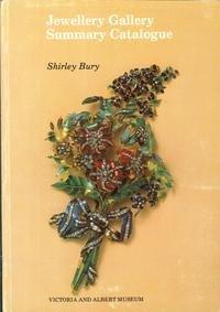 Jewelry Gallery: Bury, Shirley (Editor)