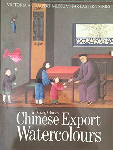9780905209616: Chinese Export Watercolours (Far Eastern)