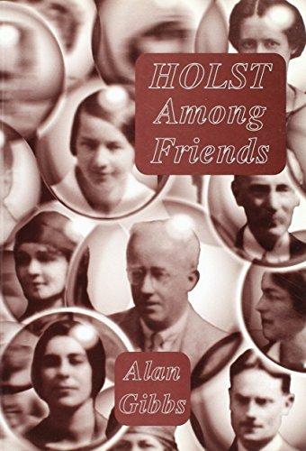 9780905210599: Holst Among Friends
