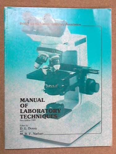 Manual of Laboratory Techniques
