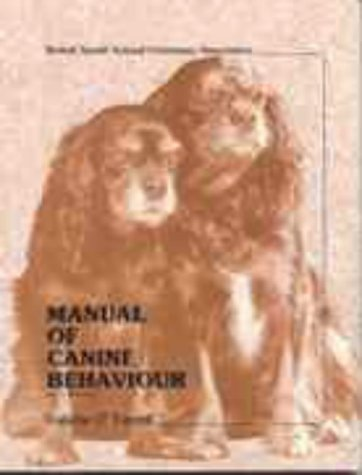 9780905214177: Manual of Canine Behaviour