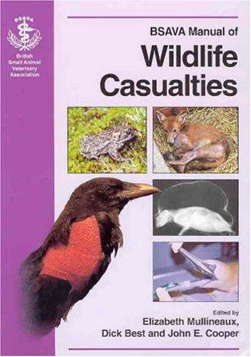 9780905214634: BSAVA Manual of Wildlife Casualties