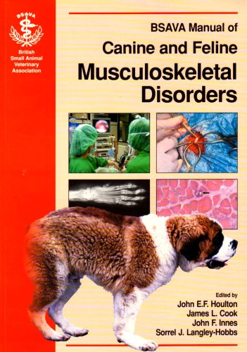 9780905214801: BSAVA Manual of Canine and Feline Musculosketal Disorders (BSAVA Manuals)