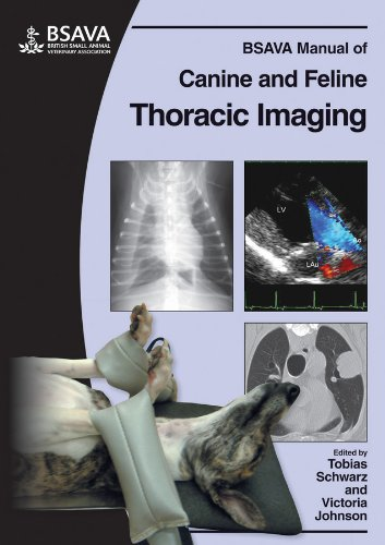 9780905214979: BSAVA Manual of Canine and Feline Thoracic Imaging (BSAVA British Small Animal Veterinary Association)