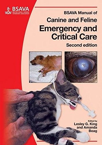 9780905214993: BSAVA Manual of Canine and Feline Emergency and Critical Care (BSAVA British Small Animal Veterinary Association)