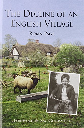 9780905232232: The Decline of an English Village