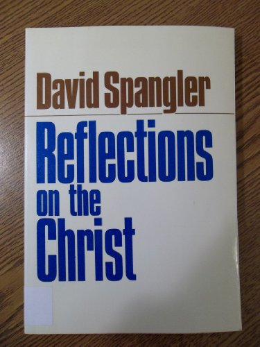 9780905249377: Reflections on the Christ