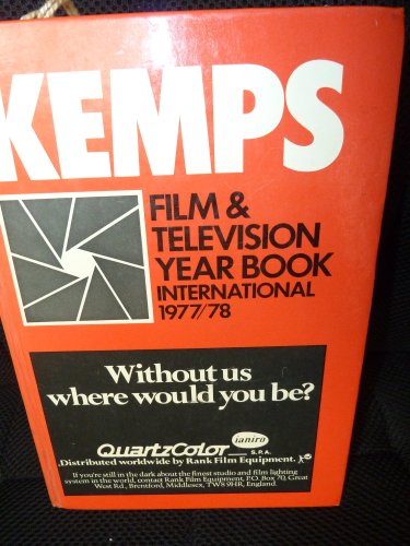 9780905255255: Kemp's Film and Television Year Book: International