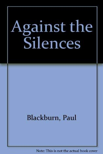 9780905258072: Against the Silences