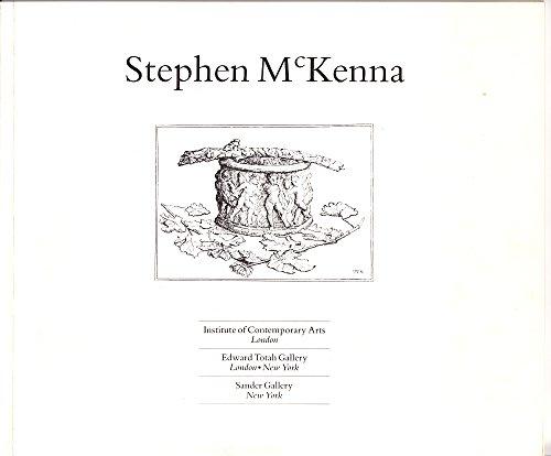 Stephen McKenna: McKenna, Stephen