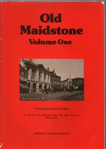 Old Maidstone: No. 1: IRENE HALES