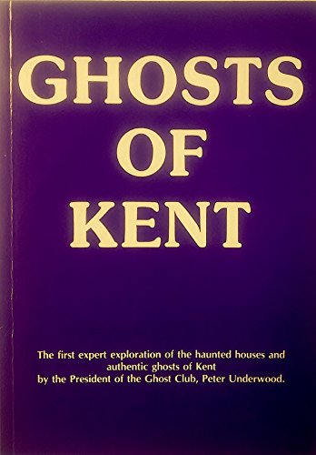 9780905270869: Ghosts of Kent