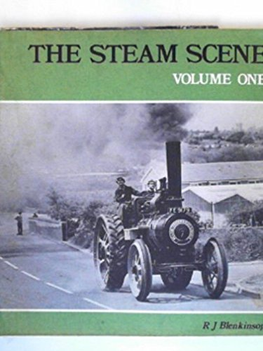 The Steam Scene - Complete Five Volume Set [ SIGNED ]