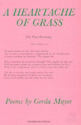A Heartache of Grass (0905291964) by Gerda Mayer