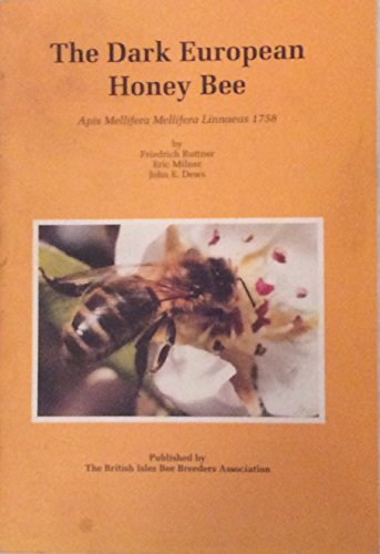 9780905369082: The dark European honeybee