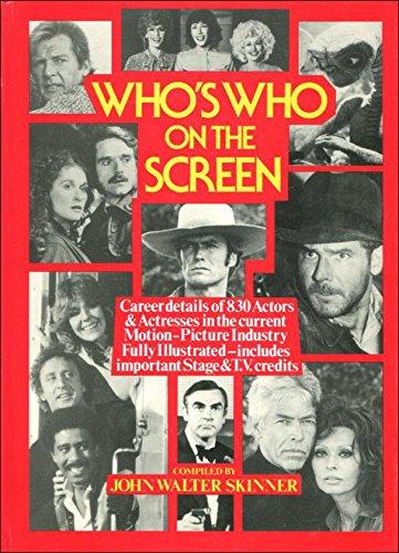 Who's who on the screen: John Walter Skinner