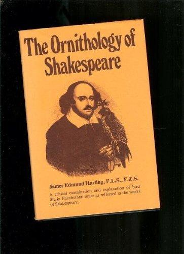 9780905418261: Ornithology of Shakespeare