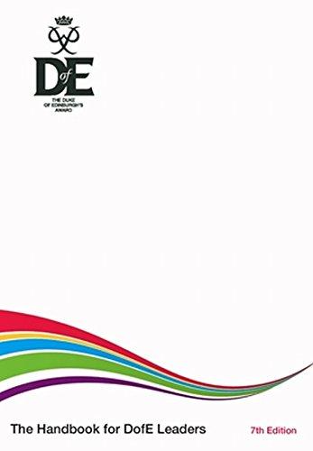 9780905425184: The Handbook for DofE Leaders